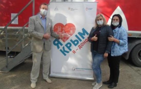 Выездной день Донора на АФ ООО «Титановые Инвестиции»